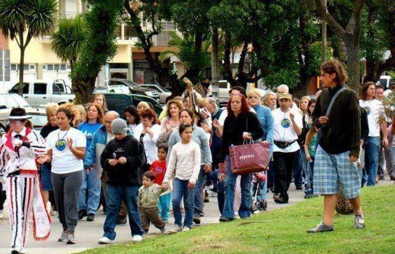 """Vecinos del barrio Malvinas Argentinas impulsan la """"Plaza de la no Violencia"""""""