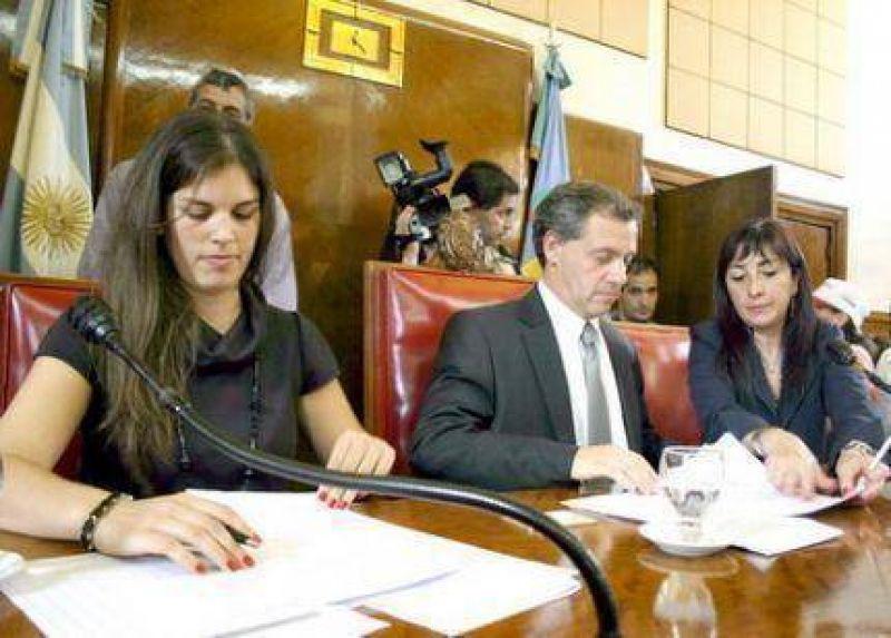 Marcelo Artime contin�a en la presidencia del Cuerpo Deliberativo