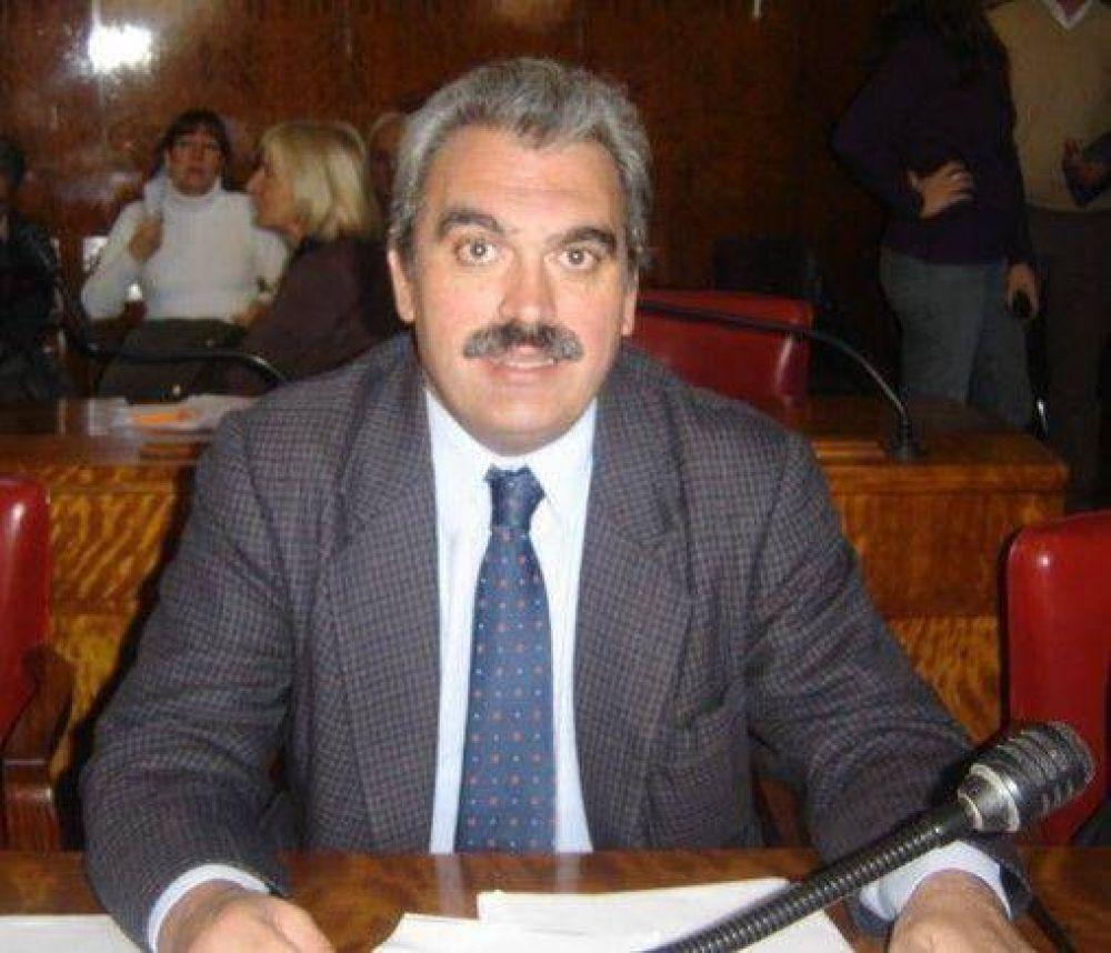 """""""Rosso: """"No hay incompatibilidad en el Caso del concejal Pezzati"""""""