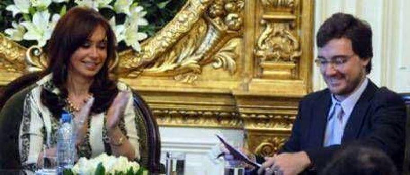 Cristina cumpli� dos a�os de Gobierno sin grandes festejos
