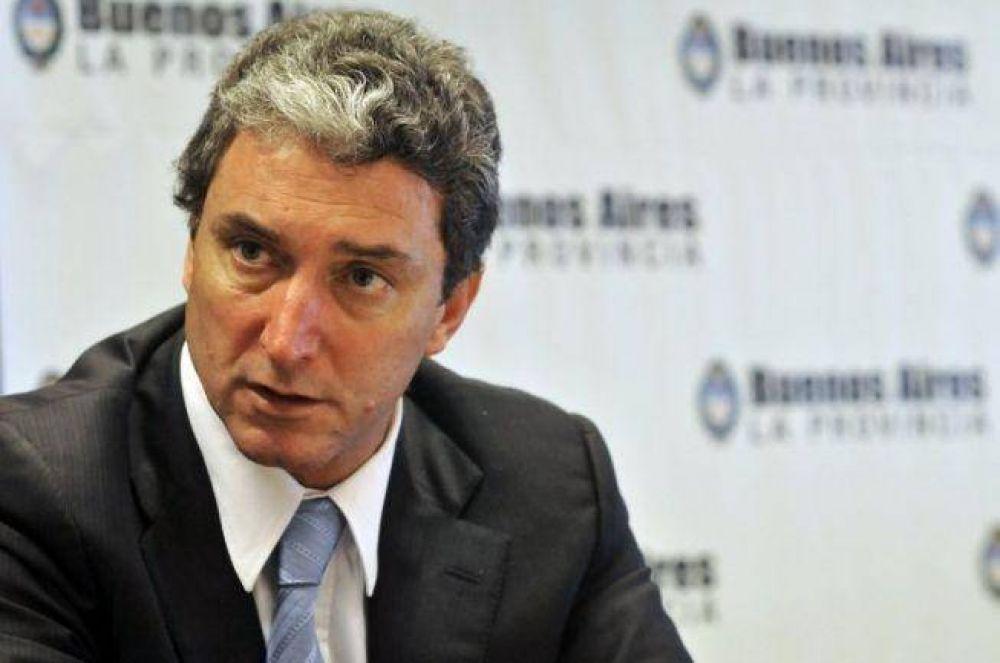 Pepe Scioli especula con la renuncia, y ya mencionan a Mouriño para reemplazarlo