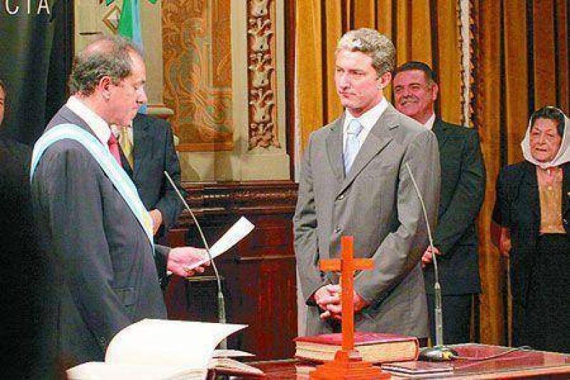 José Scioli con un pie afuera del Ejecutivo