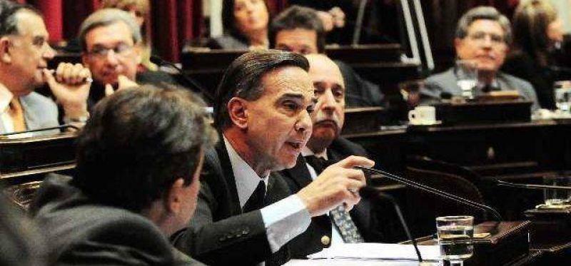 Senado: el kirchnerismo presiona a los pampeanos para tener mayor�a en las comisiones