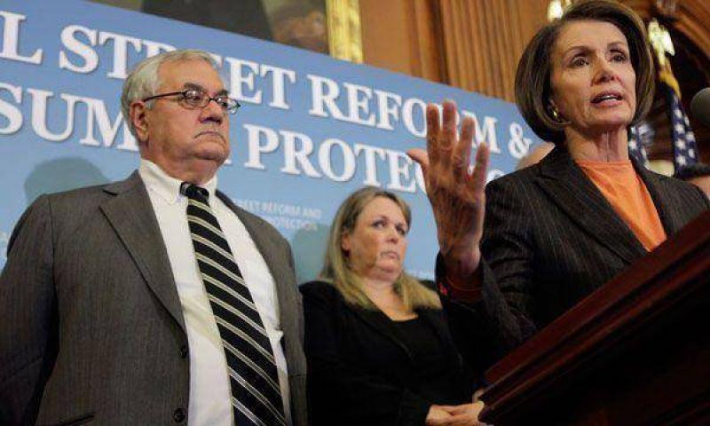 La Cámara de Representantes de los EEUU aprobó reforma financiera