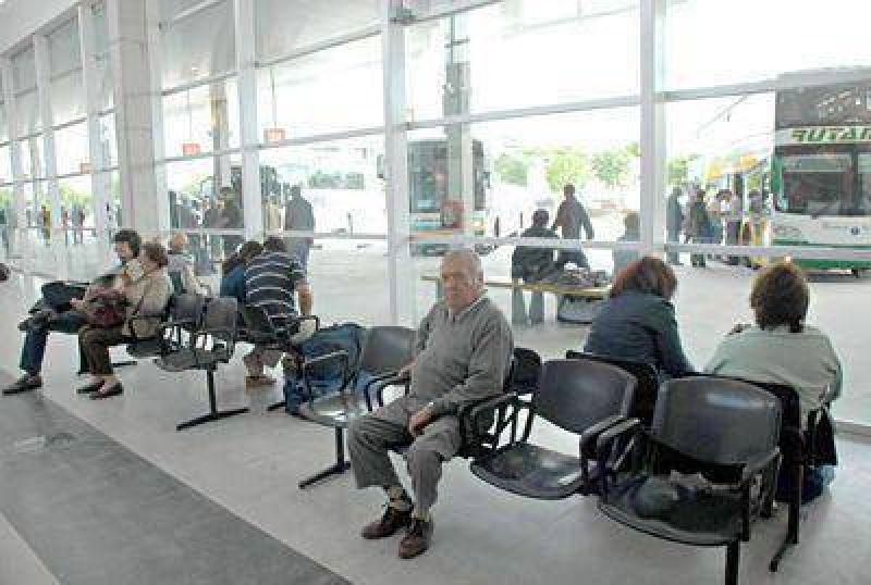 Satisfacción de marplatenses, turistas y trabajadores por la puesta en marcha de la Terminal