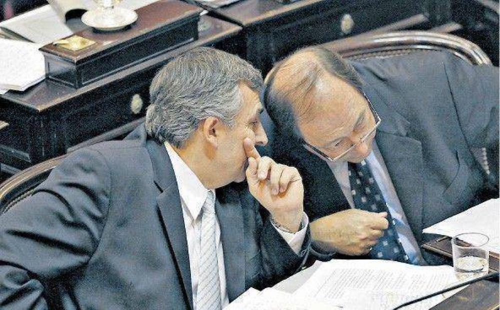 Ofensiva por más fondos provinciales
