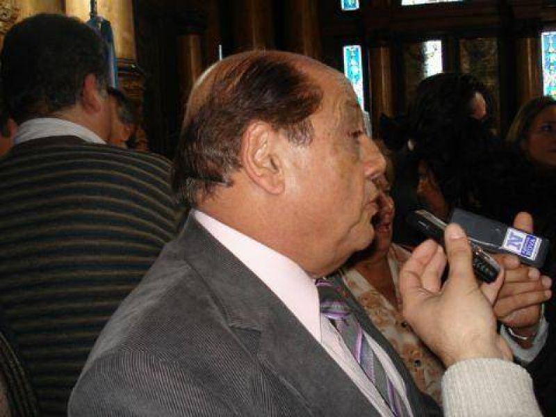 Scioli le ofreció el Ministerio de Salud a Mussi