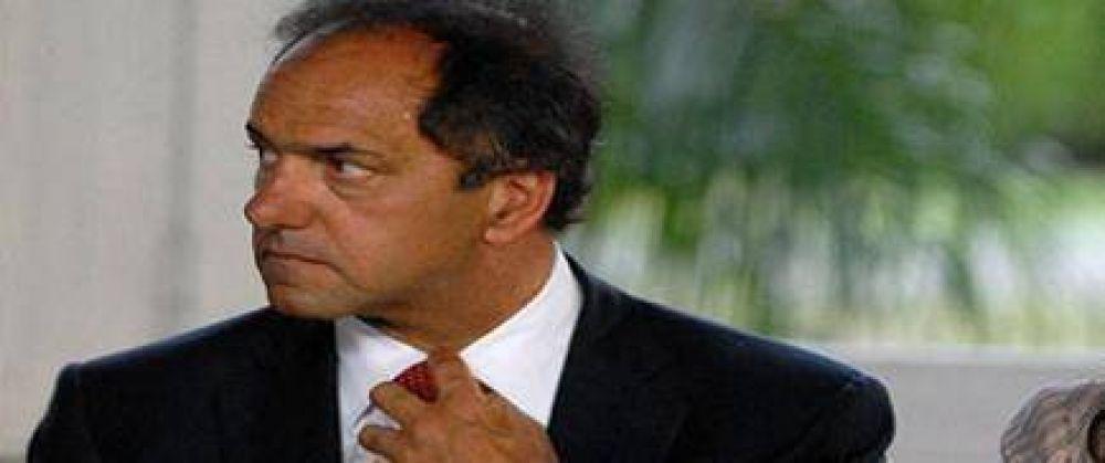 Pomar: Scioli evita confirmar a Stornelli en el área Seguridad