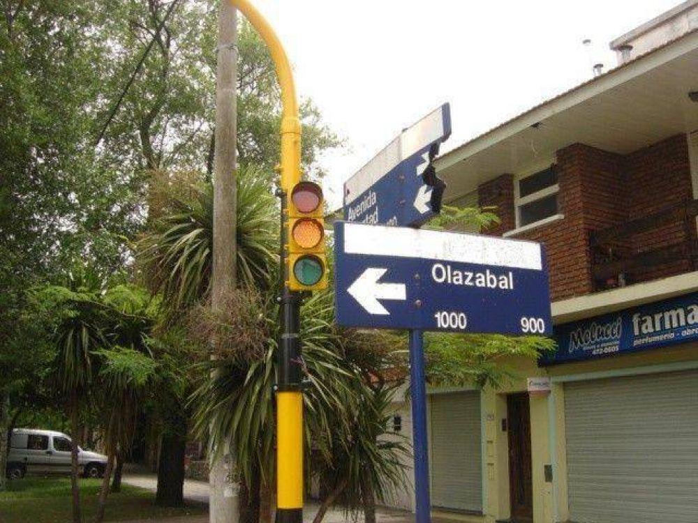 Avanza la semaforización sobre las avenidas Jara y Libertad