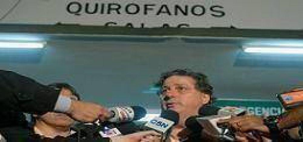 Confirmado: Alejandro Collía asumirá en Salud por dos años