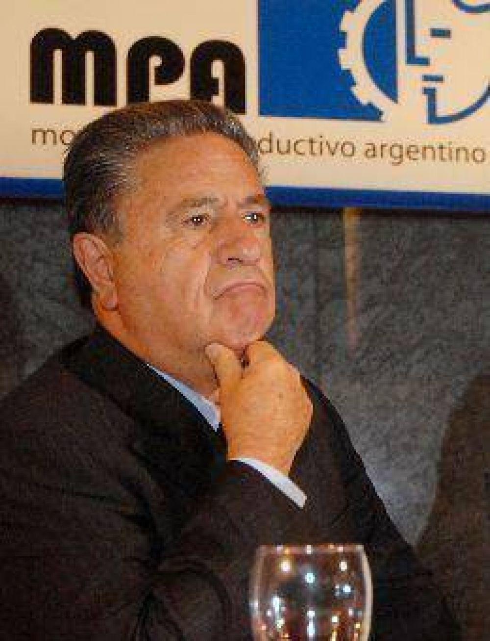 "Duhalde insiste en que quiere ""echar a Néstor Kirchner"" del poder"