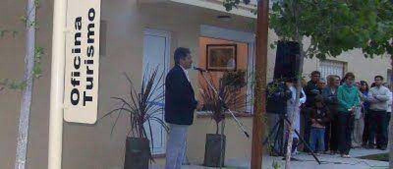 Marisol: `inauguraron la flamante oficina de Turismo´