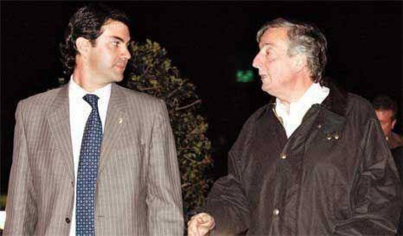 Scioli, el inesperado plan B de Kirchner