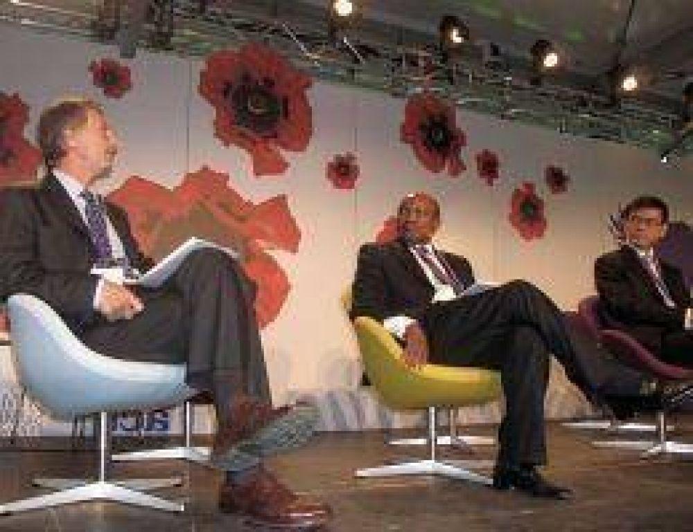 Macri expuso el Plan Ambiental Porteño en Copenhague