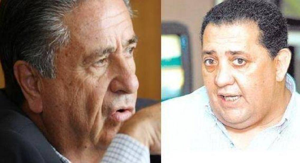 Duhalde pidió a la Justicia que D'Elía sea inhabilitado para ejercer cargos públicos