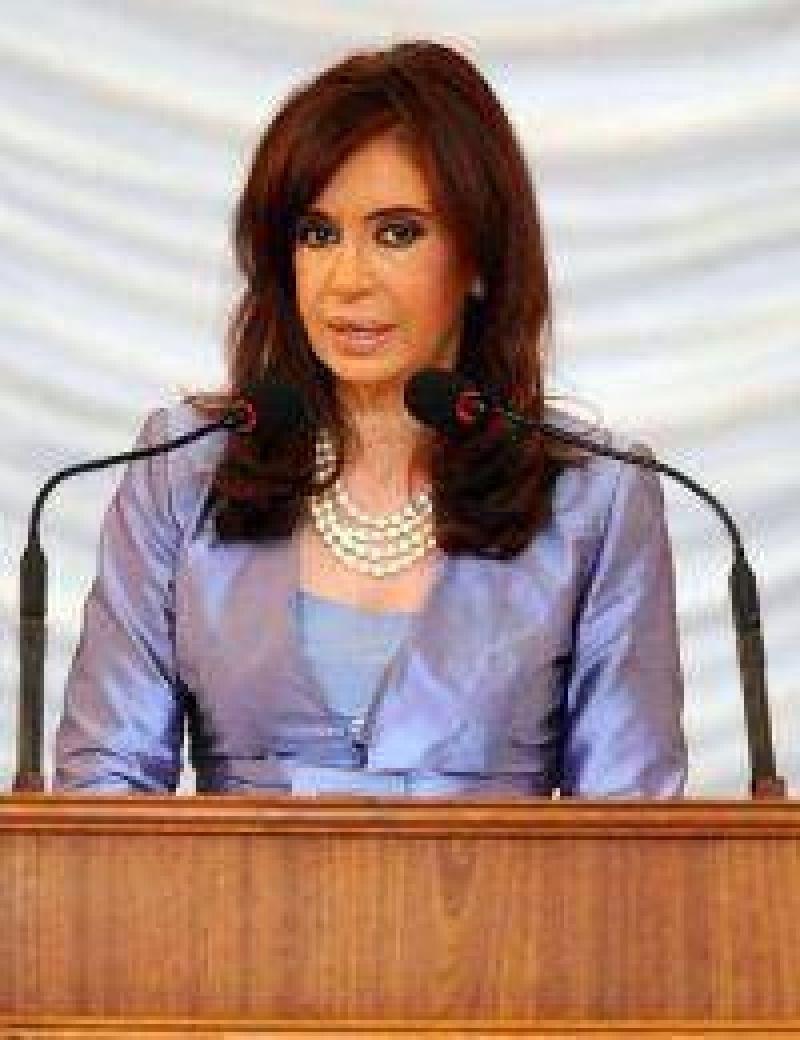 """Cristina: """"En el siglo XXI, hay otros tipos de colonización"""""""