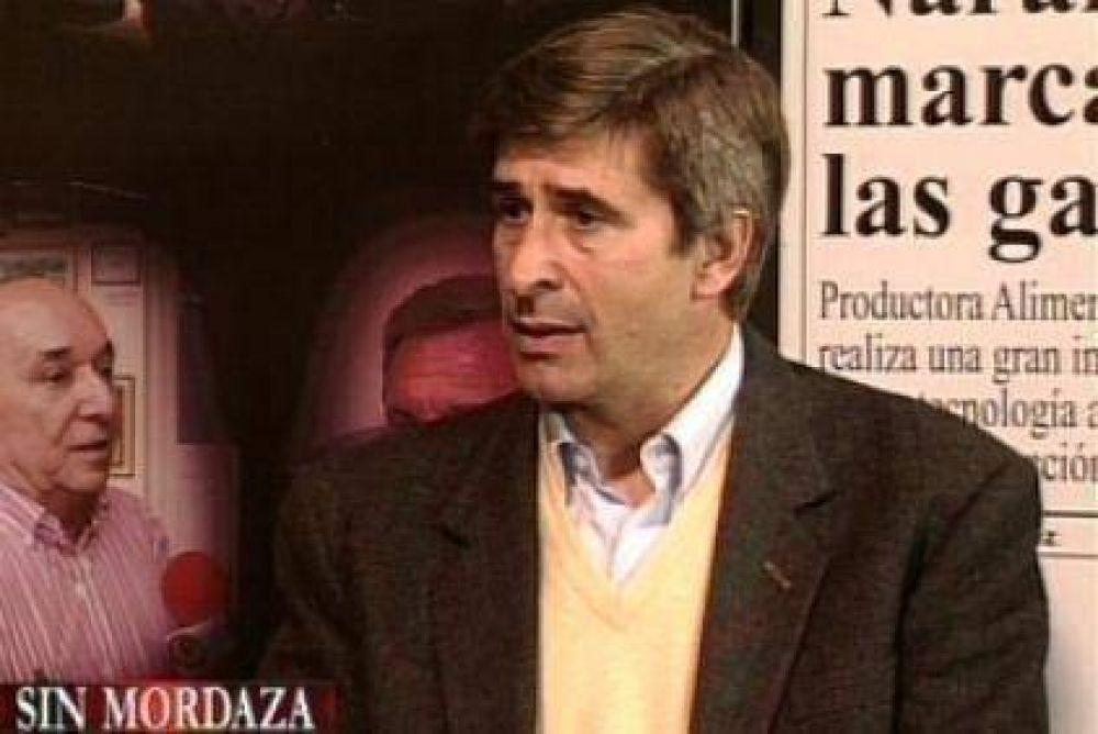 Hugo Marcucci asumió la presidencia de la UCR provincial