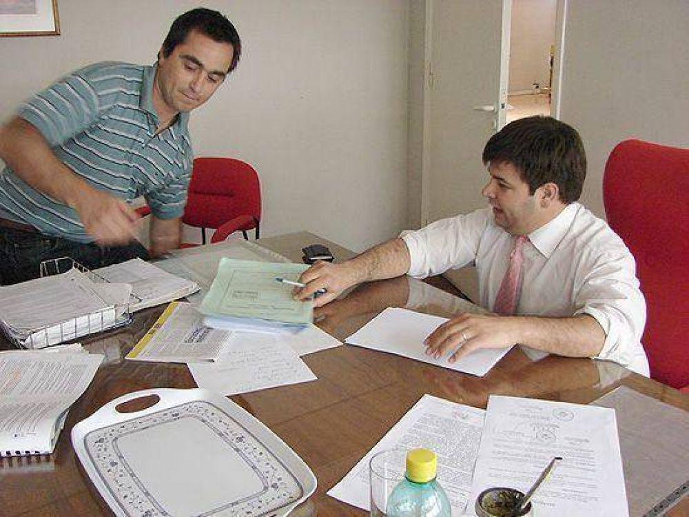 Hubo reclamo por la nueva área de prensa del Concejo y Cominotto salió a dar explicaciones