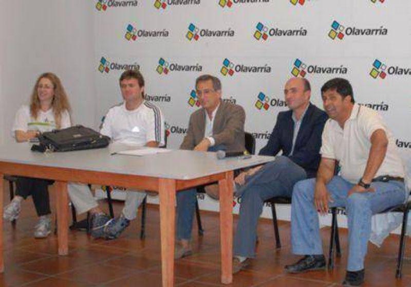 El Intendente Eseverri participó de la reunión de Verano Dorado