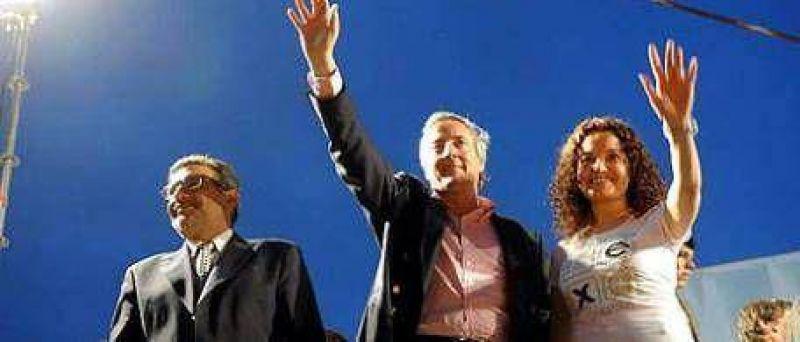 """Kirchner: """"Nos estamos preparando para seguir gobernando en 2011"""""""