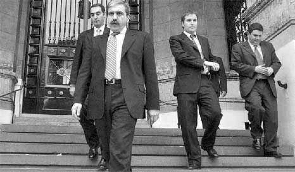 Contraataque del Gobierno frente a la reacción judicial