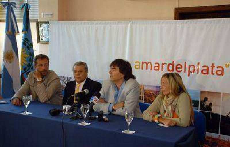 Durante el verano habrá vuelos entre Mar del Plata y Paraná
