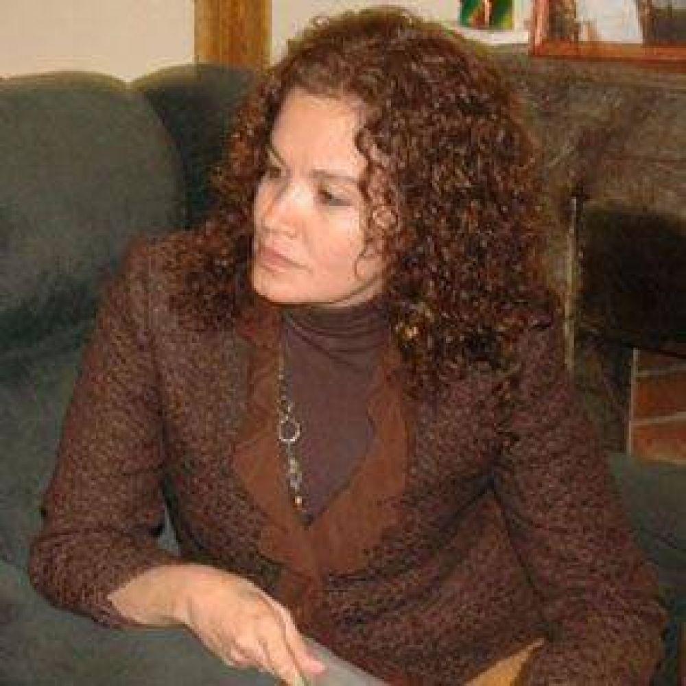 Teresita Luna brindo detalle del acto con Kirchner