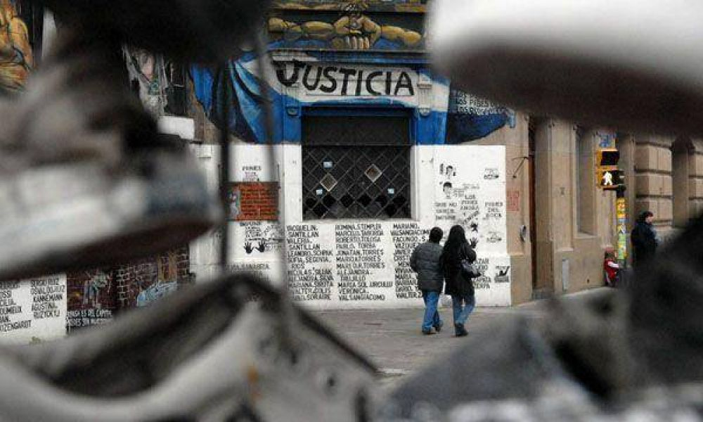 Quieren reabrir la calle Bartolomé Mitre a la altura de Cromañón