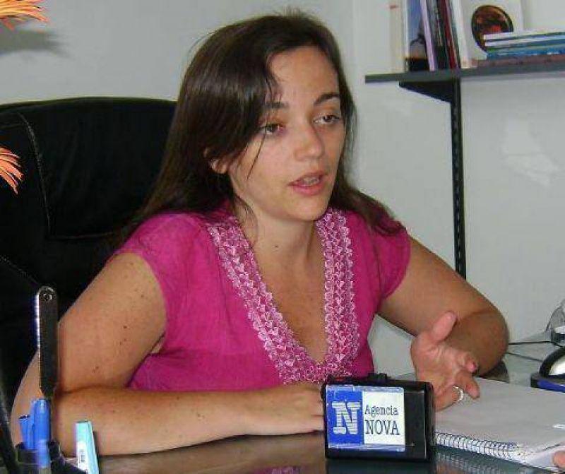 Cecilia Moreau habló sobre la autonomía