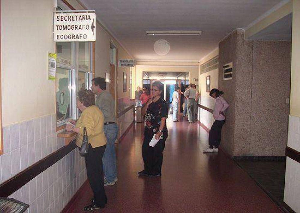 Hospital: se va el histórico Omar Lizaso y el servicio de diagnóstico se complica cada vez más