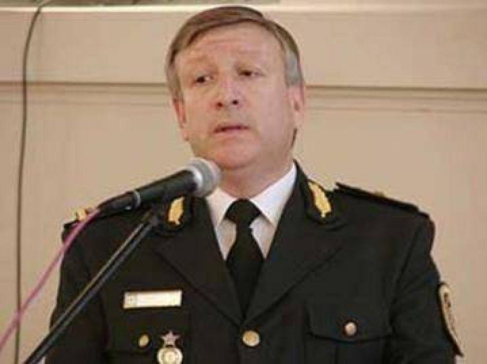 Fittipaldi vuelve a Tres Arroyos y asume como jefe departamental