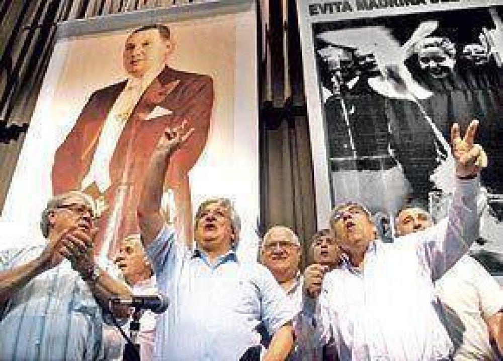"""Moyano acusa a los empresarios y la oposición de crear un """"clima de terror"""""""