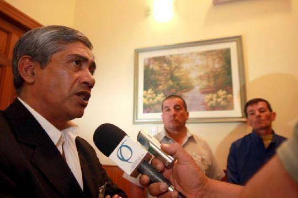 Río Negro: Saiz recibió en audiencia a los excombatientes
