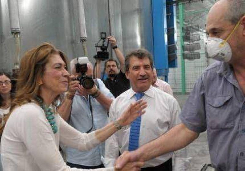 """La visita de Georgi """"es clave para desarrollar estrategias en �reas industriales"""""""