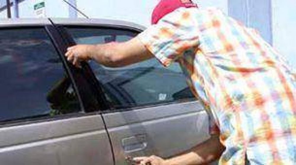 En 2009 se incrementaron un 21% los robos de autos en el Gran Buenos Aires