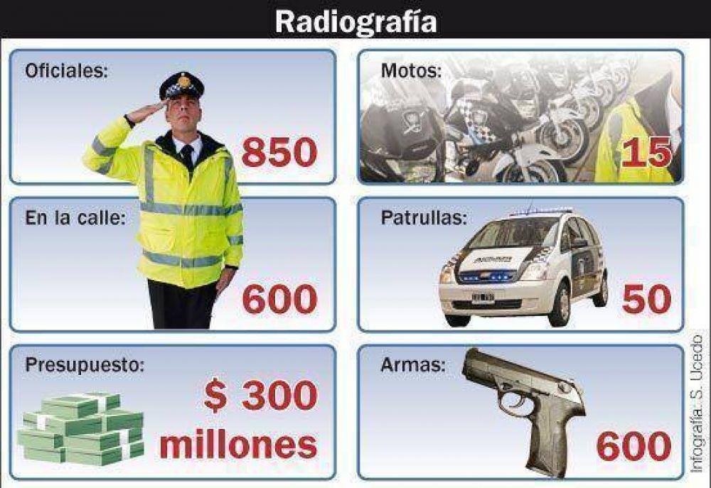 La Metropolitana debutará en Saavedra y Coghlan con el 75% de ex Federales