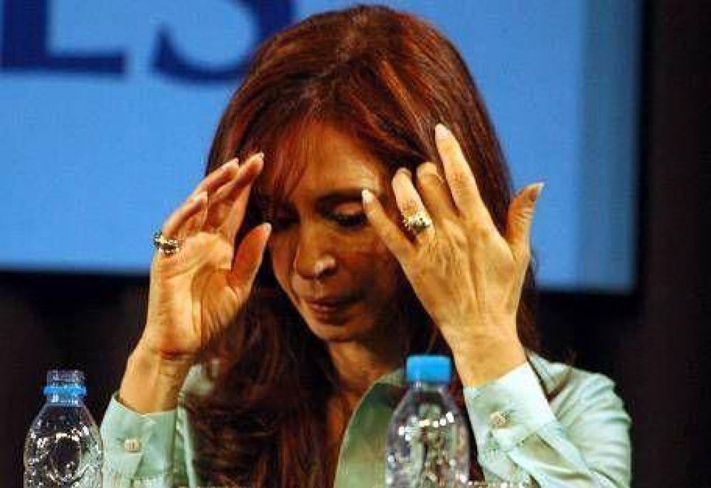 """Para The Economist, Cristina """"puede no terminar su mandato"""""""