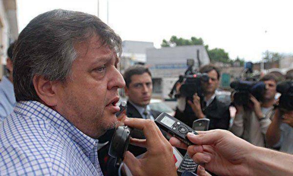 Por la denuncia de Stornelli, declara el jefe de la Policía Bonaerense