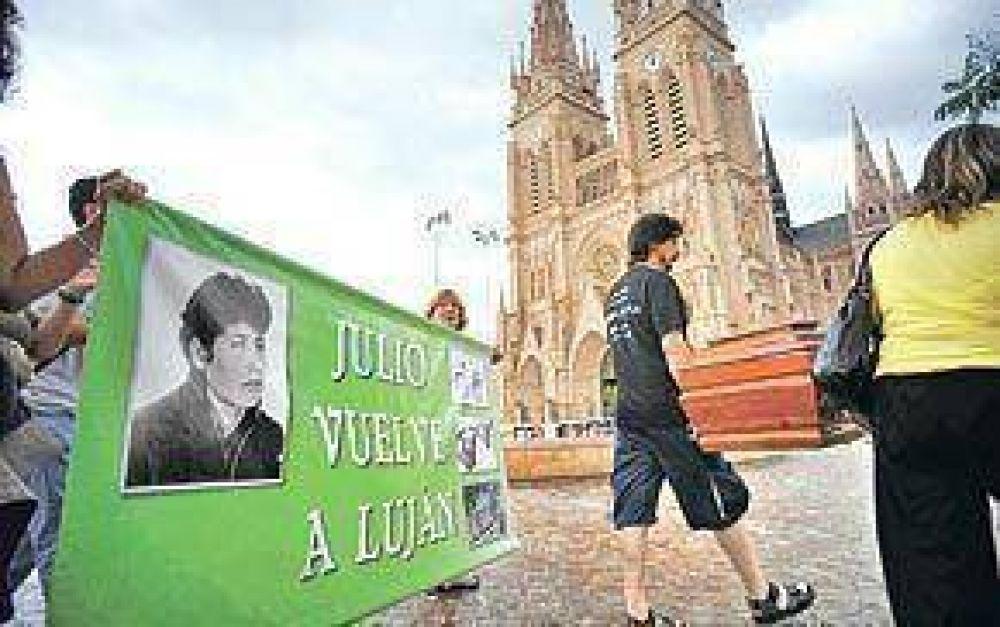 33 años después, los restos de un desaparecido llegaron a Luján
