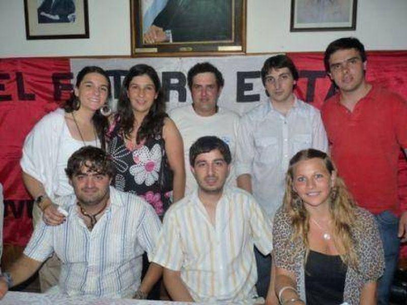 Asumieron las autoridades de la Juventud Radical de Saladillo