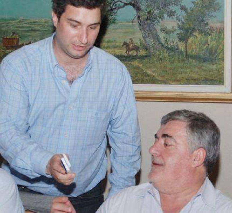 Das Neves avanza con su armado político en Mar del Plata