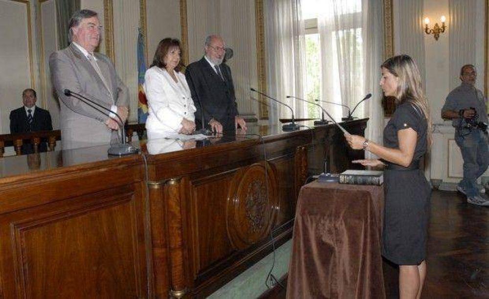 Se inaugura una nueva Ayudantía Fiscal en Santa Clara
