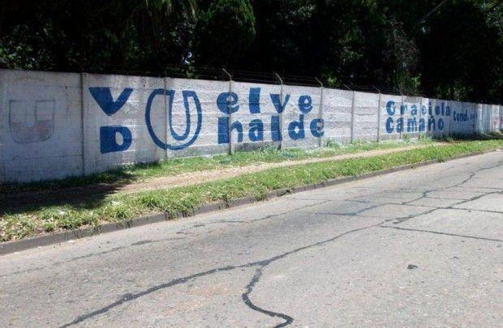 Duhalde-Camaño, una fórmula pintada