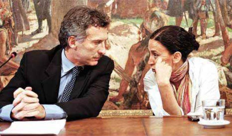 El plan Michetti para suceder a Macri