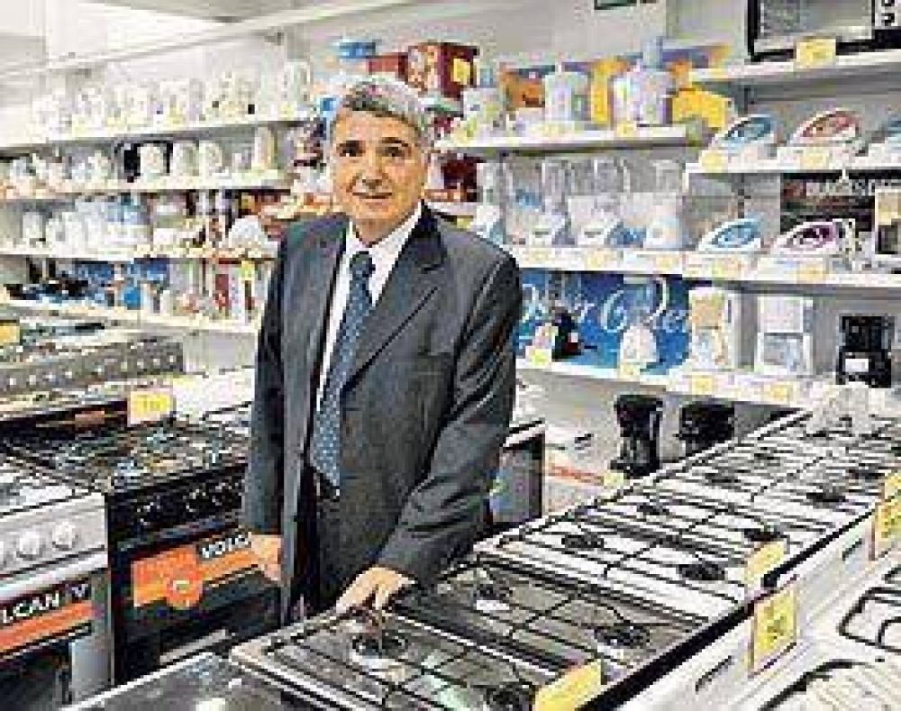 Electrodomésticos: el negocio apunta a gente de bajos ingresos