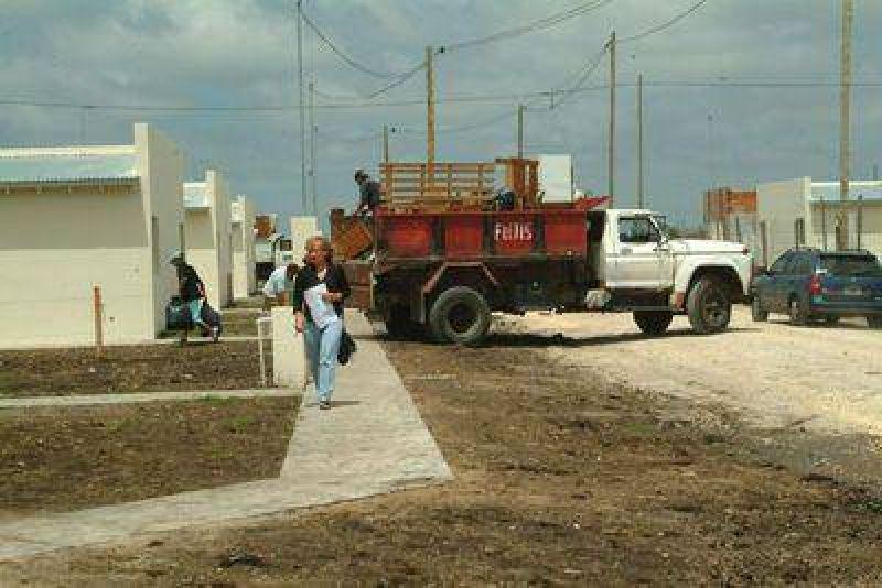 Se entregaron otras 20 viviendas construidas por el Plan Federal