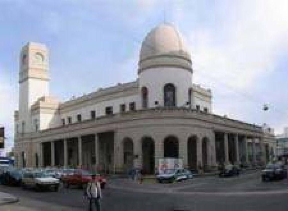 Se presentaron dos propuestas para el edificio de la Vieja Terminal