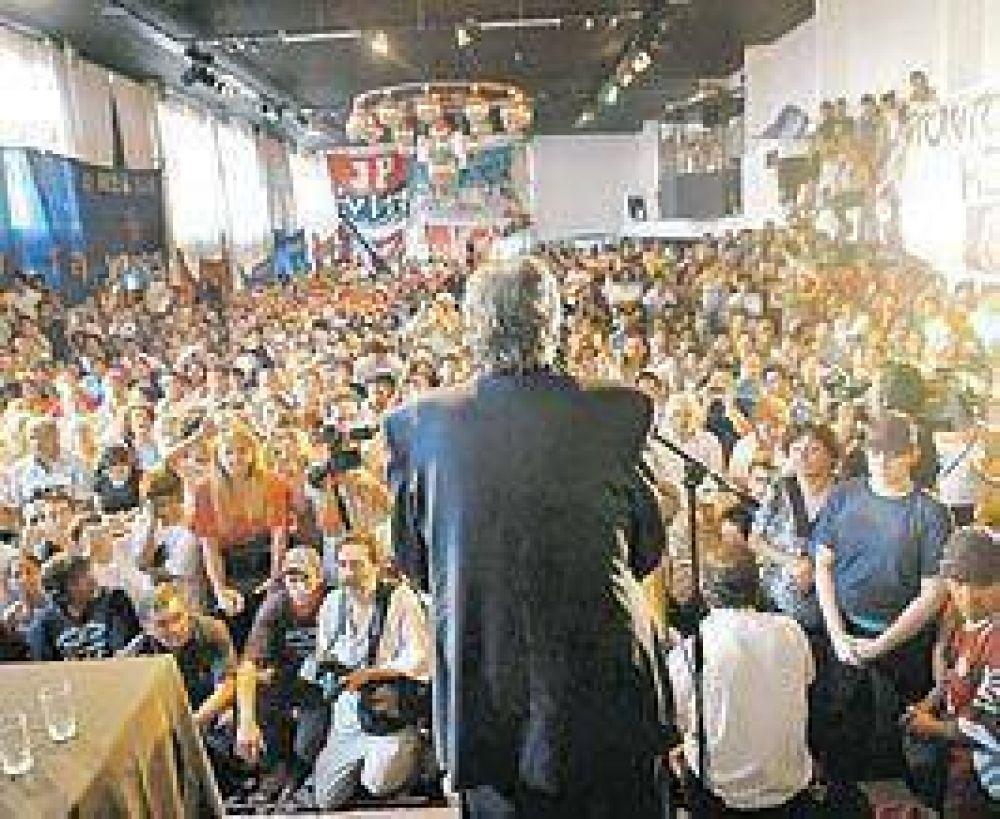 Kirchner volvió a cargar contra Clarín y dijo que en junio no perdió