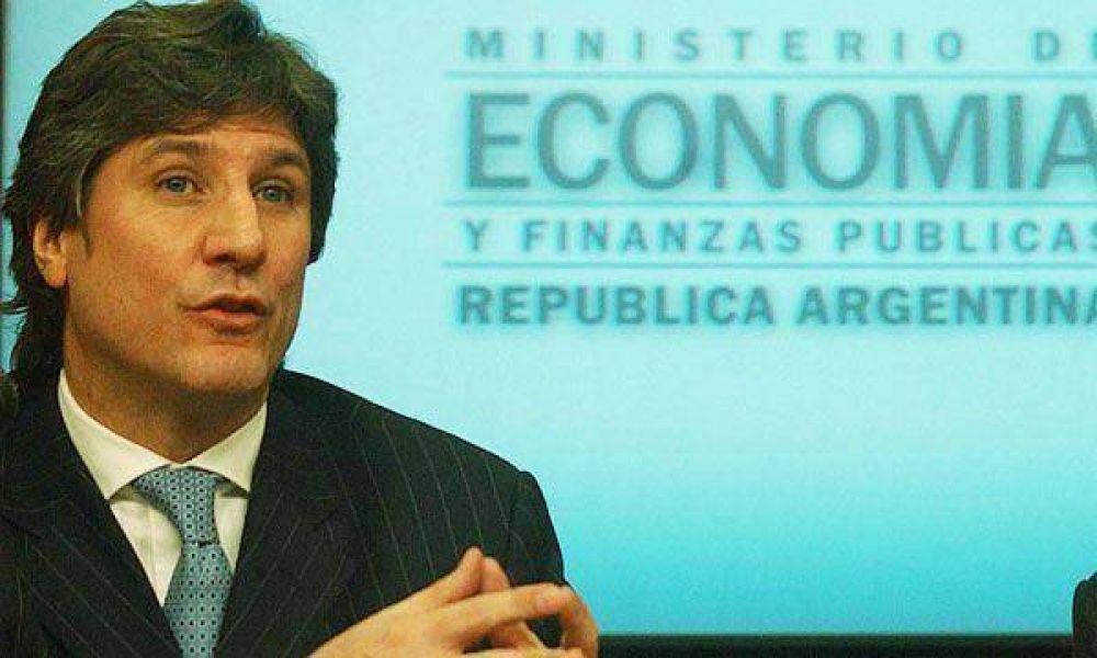 La deuda externa aumentó en u$s2.667 M en el tercer trimestre