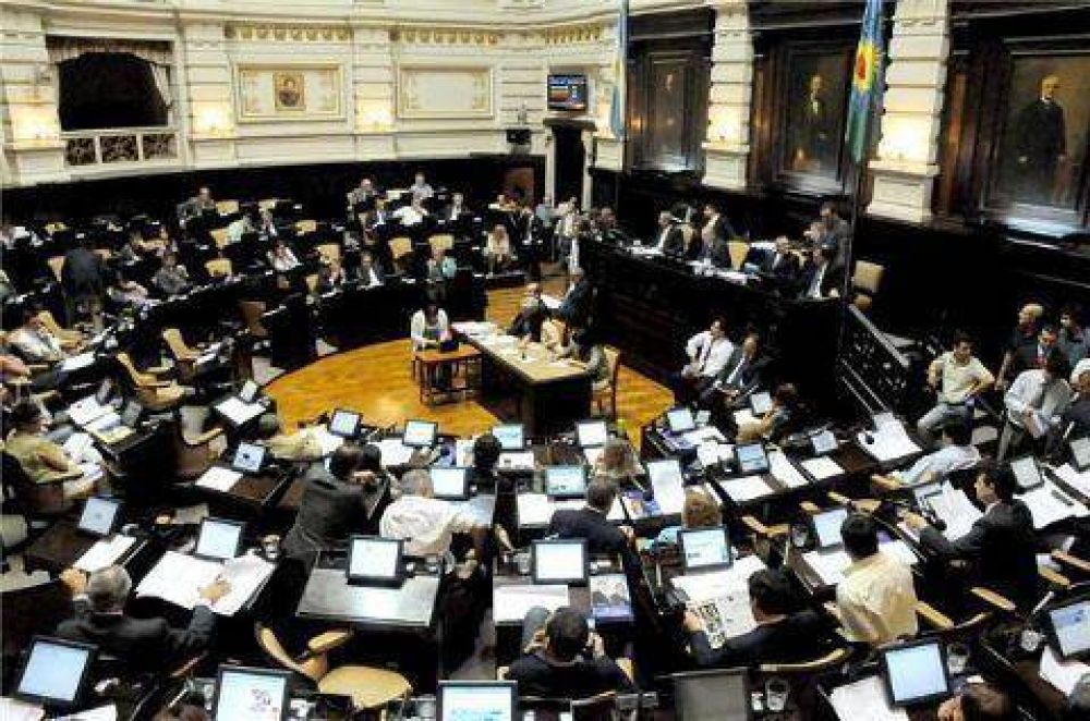 En la última sesión del año, la Cámara de Diputados bonaerense sancionó 11 leyes